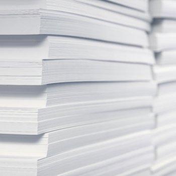 Papiery w arkuszach